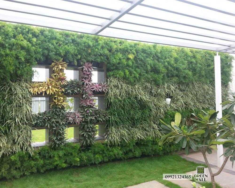 Living wall Nursery